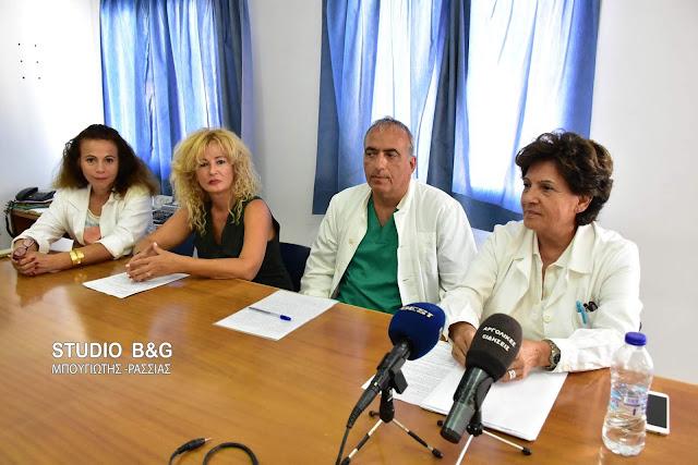 """""""Η Δημόσια υγεία στην Αργολίδα καταρρέει"""": Μεγάλα προβλήματα από την έλλειψη προσωπικού στη Ν.Μ. Ναυπλίου (βίντεο)"""