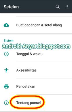 Cara Menaikan Versi Android Tanpa Root ke Tingkatan Lebih Tinggi