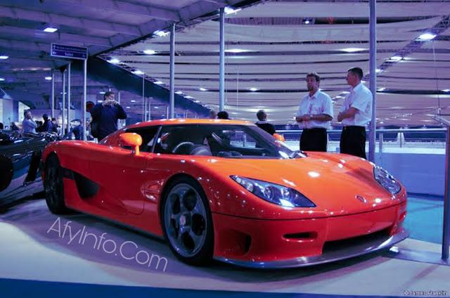 Gambar Koenigsegg CCR