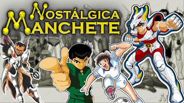 Nostálgica Manchete - Nostalgia dos games