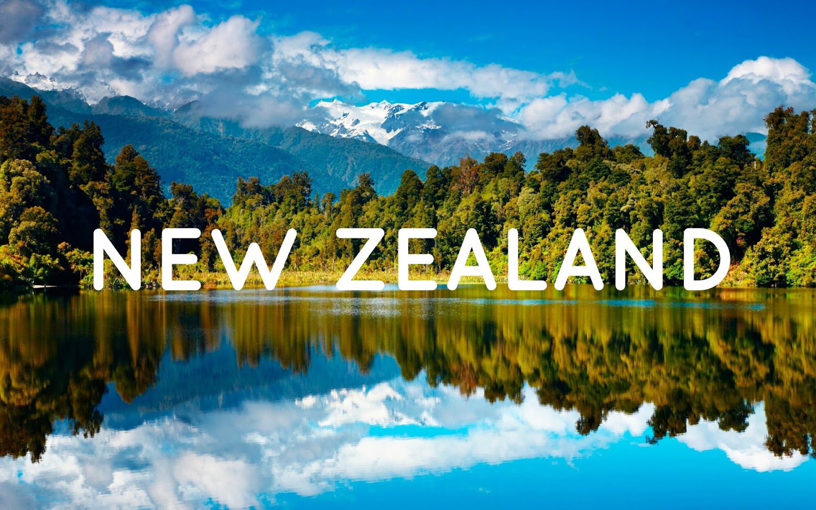 New Zealand South Island Tours From Sydney