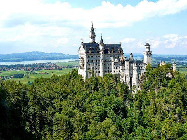 castillo de neuchwanstein