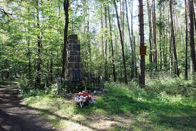 Joachimów-Mogiły. Miejsce pamięci 14 poległych powstańców styczniowych z oddziału Władysława Stroynowskiego