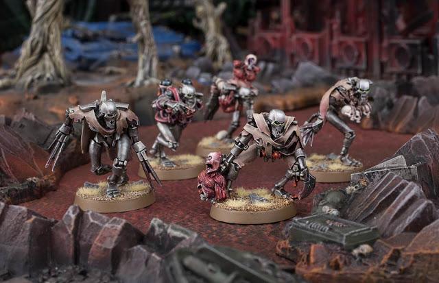 Desolladores Necrones