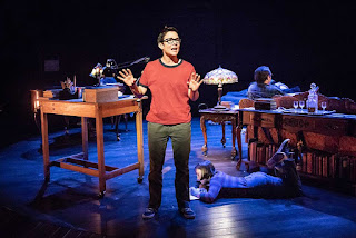 Fun Home @ The Young Vic