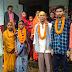 कैशो फरका पंचायत से दिनेश यादव व अनीता देवी ने वार्ड सदस्य के लिए किया नामांकन