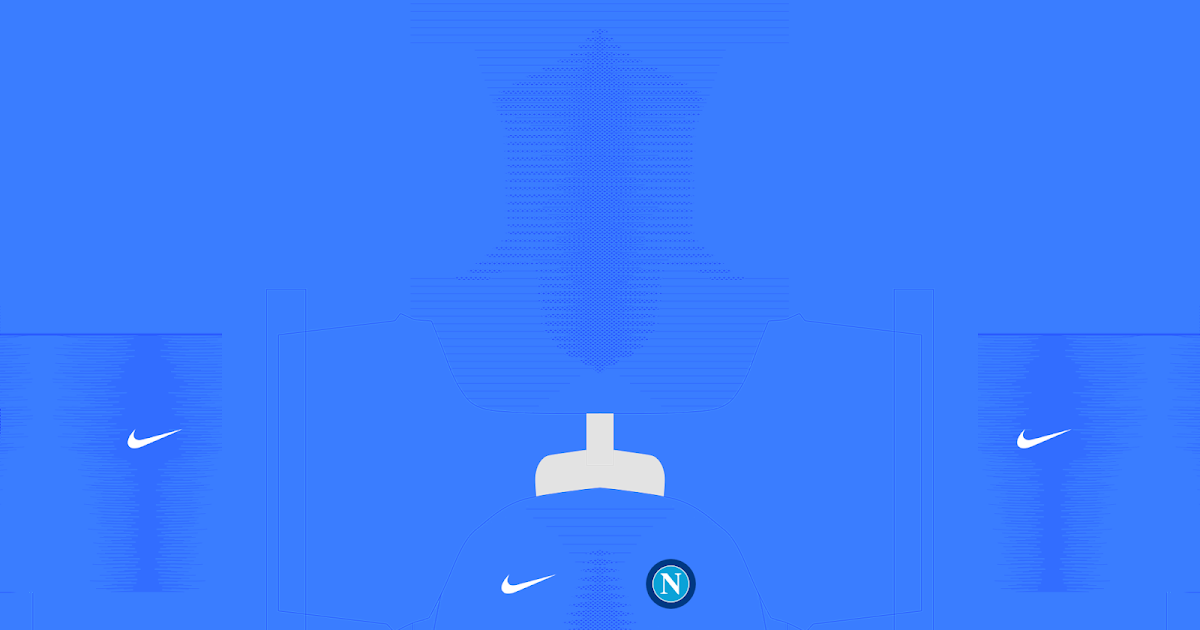 Napoli Fantasy Kit Nike Pes 2020