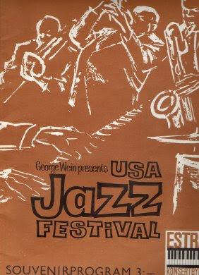 Jazzfestival i Göteborg 1964