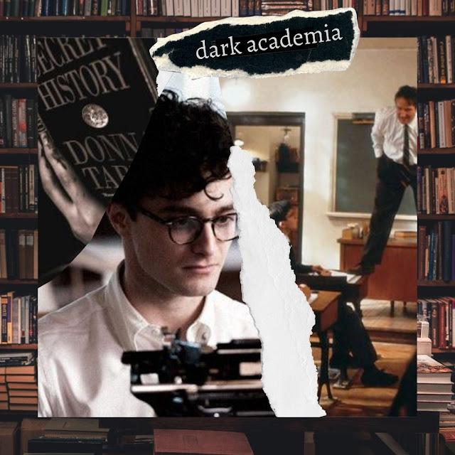 dark academia referencias