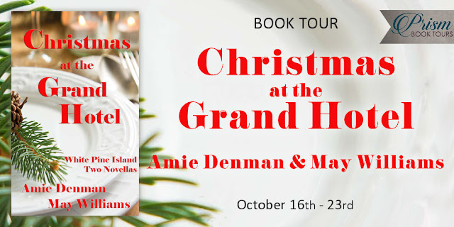 Christmas at the Grand Hotel – Promo + Giveaway
