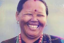 नेपाल महिला संघ रुपा गाउँपालिकाकी सभापति गुरुङको निधन