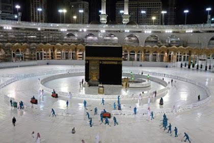 Arab Saudi Beri Sinyal Haji 2021, Calon Jamaah Diminta Siap-siap