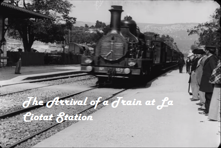 The Short 45-Second Movie Clip From 1896 Upscale Film from 1896 to 4K Using AI