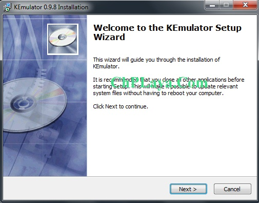Cài đặt Kemulator 0.9.8 trên máy tính Win 7/8/10 có hình ảnh đính kèm a