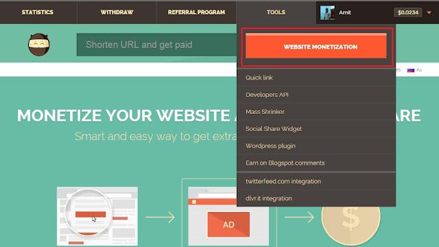 website-monetization