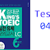 Listening KING'S TOEIC Practice - Test 04
