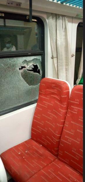 Panic As Bandits Allegedly Attack An Abuja-Kaduna Train