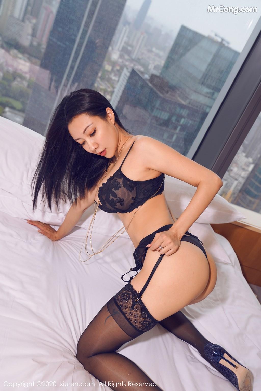 Image XIUREN-No.2142-Victoria-Guo-Er-MrCong.com-005 in post XIUREN No.2142: Victoria (果儿) (59 ảnh)