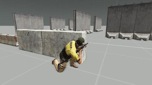 Arma3へ戦闘用のアニメーションMOD