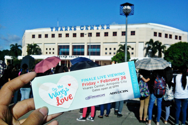 OTWOL Live Viewing Party Ticket