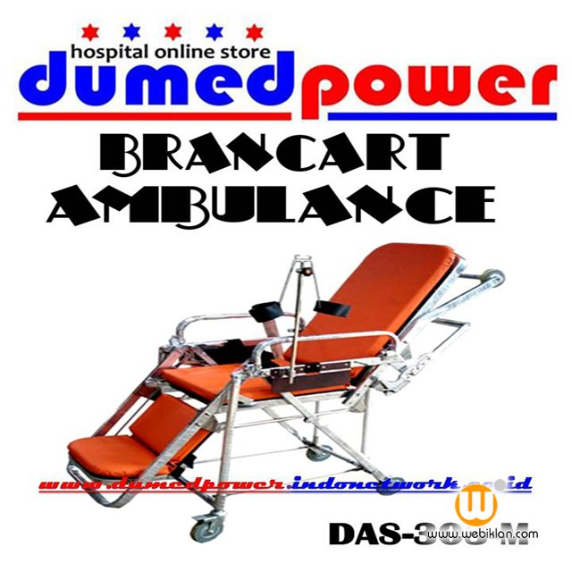 "Brankar Ambulance Multipurpose ""DumedPower"""