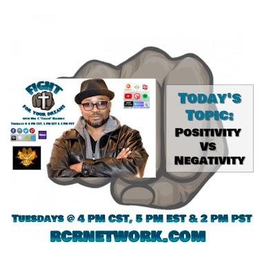 Positivity Vs Negativity