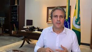 Camilo prorroga fase de transição para Interior; Capital segue na fase 1 e Região Norte em lockdown