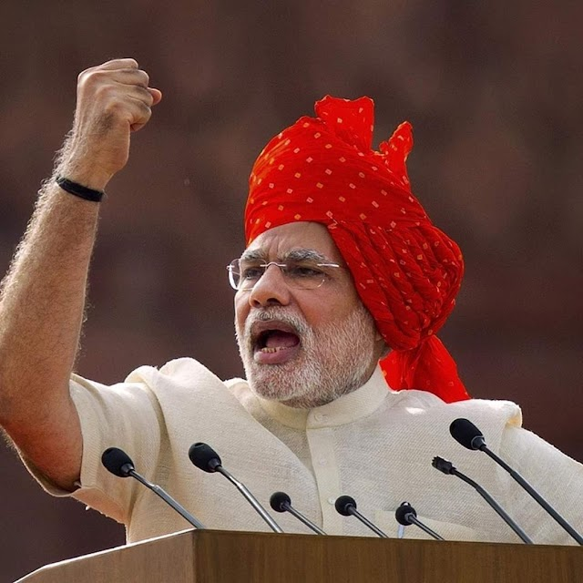Narendra  Modi,The Rasis symbol