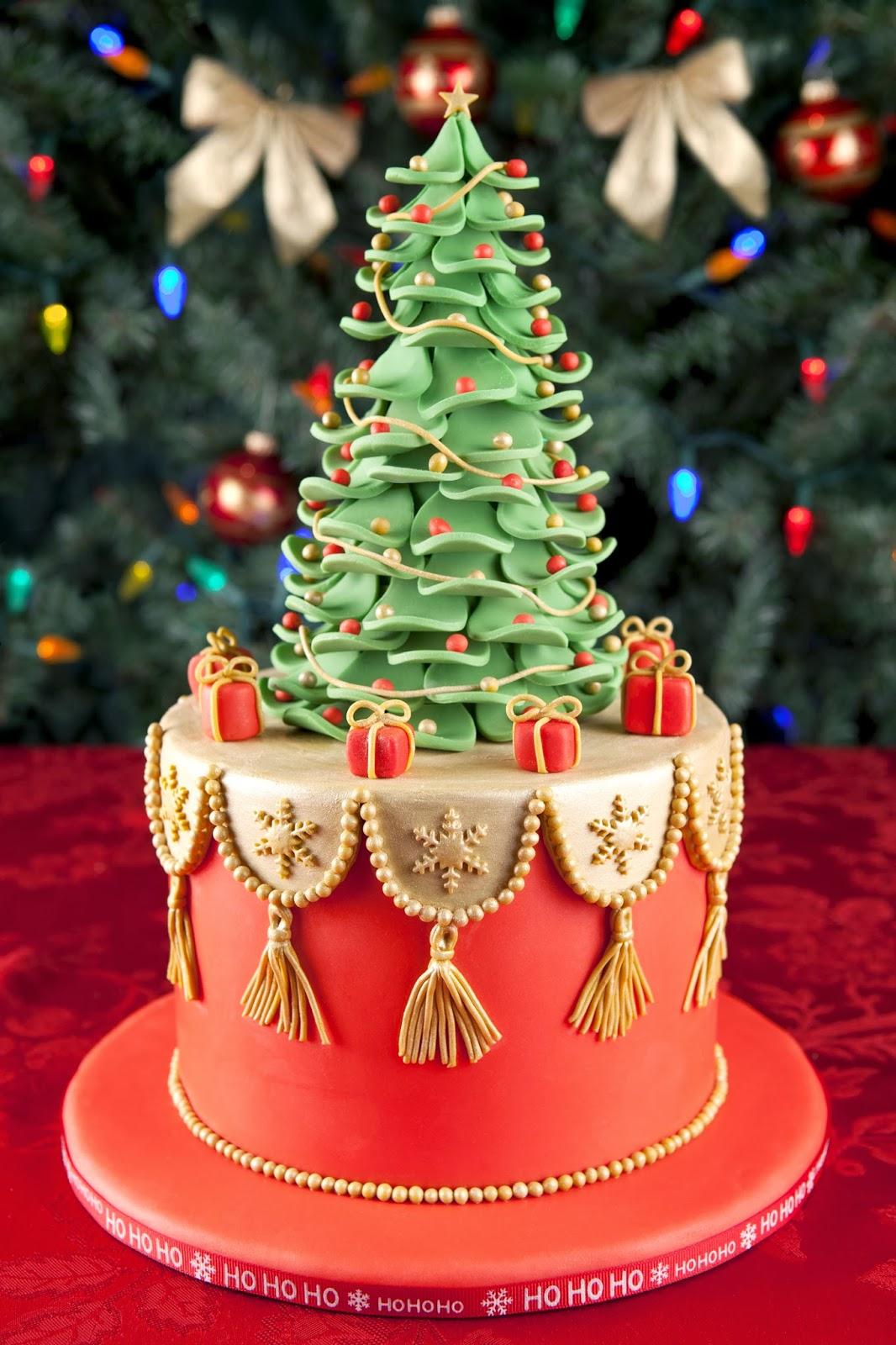 Karacsonyfa Torta Keszitese A Tortadiszites Alapjai