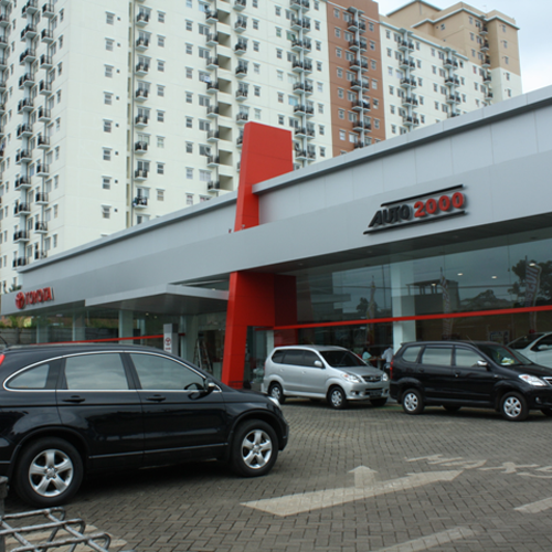 TOYOTA AUTO2000 Tebet Sahardjo, Alamat: Jl. Dr. Sahardjo No. 246 A Jakarta 12960