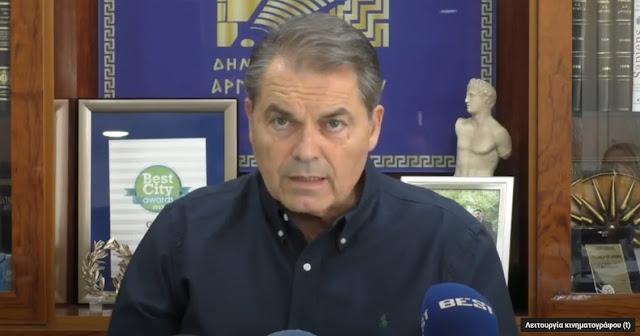 Δημήτρης Καμπόσος: Ας δείξουμε όλοι την ανθρωπιά μας στους συνανθρώπους μας στην Καρδίτσα (βίντεο)