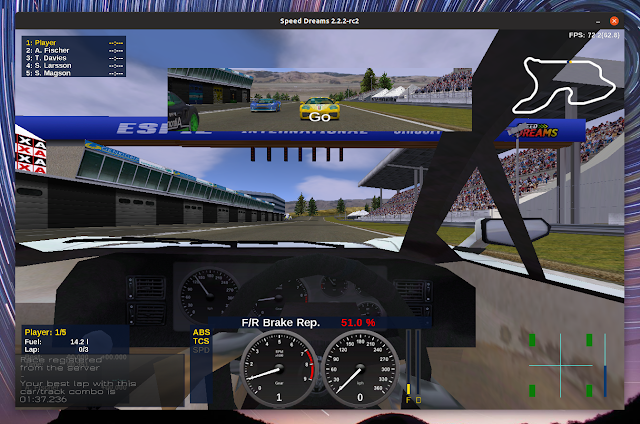 Speed Dreams 2.2.2 rc2