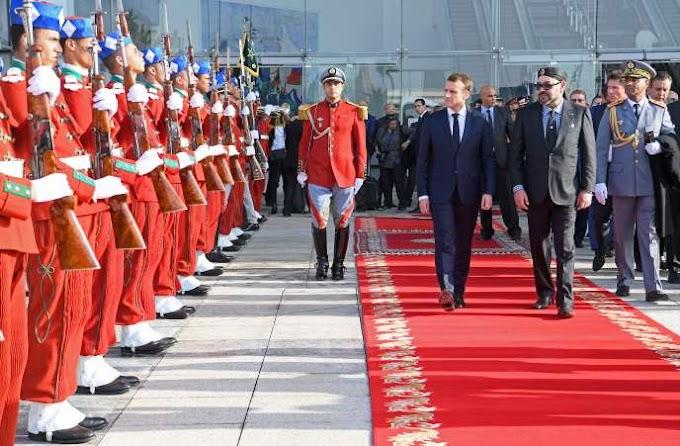 Marruecos no puede ser un socio europeo confiable porque apoya al terrorismo, el narcotráfico y la inmigración ilegal.