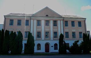 Дубно. Вул. Замкова. Коледж культури і мистецтва