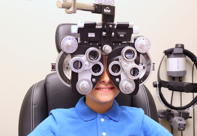 Loblaws Optical Department - Kids See Free - Eye Exam