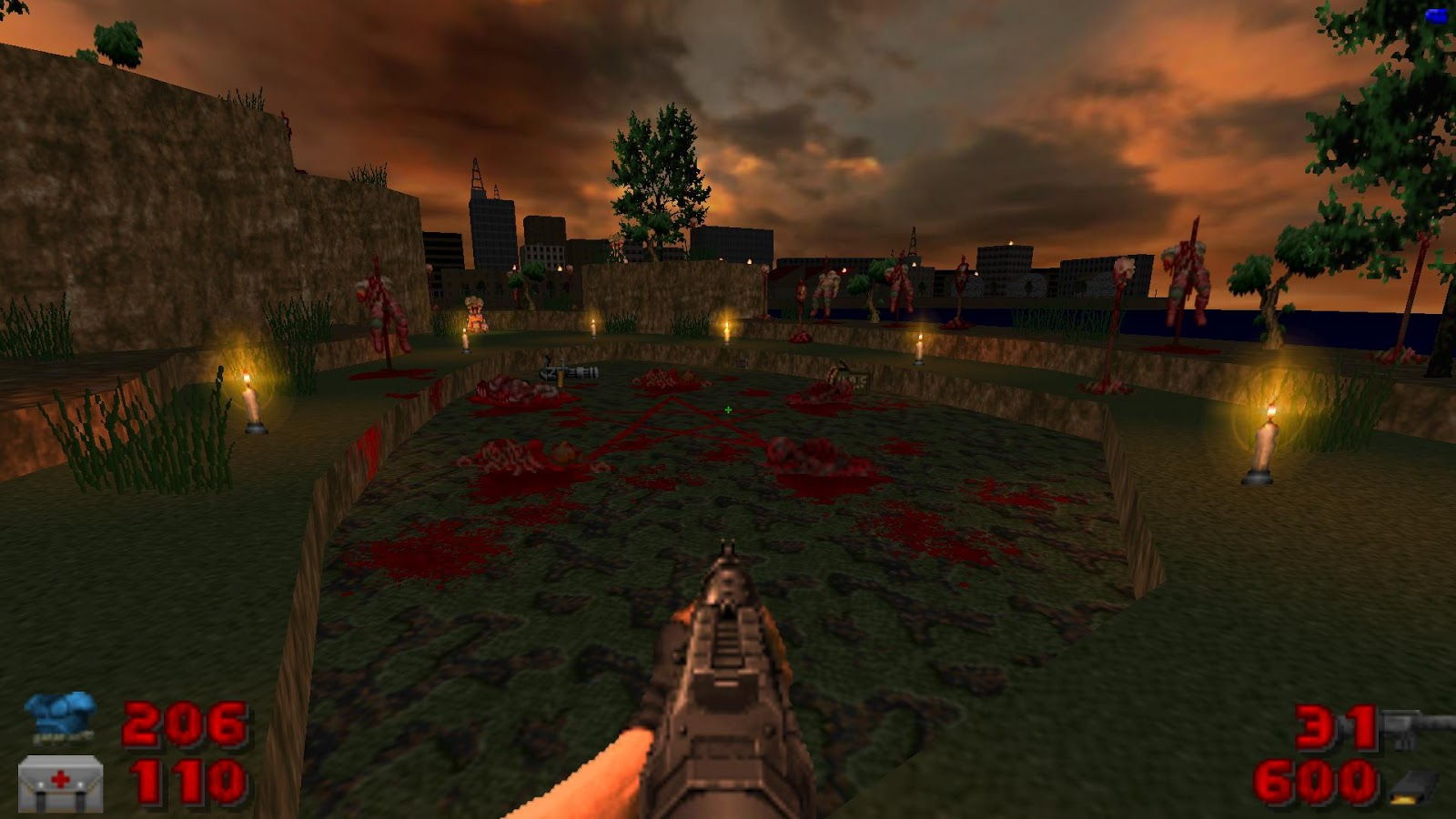 JD's Gaming Blog: My Usual Spiel - Brutal Doom and the Hell