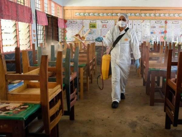 Covid-19: Dua sekolah di Kerian ditutup
