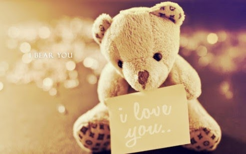 Amazing hd wallpapers download high resolution very cute teddy bear i love you voltagebd Images