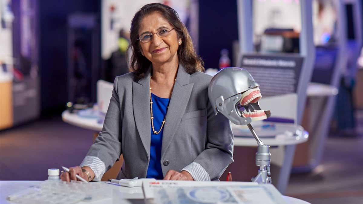 Sumita Mitra- Sumita Mitra - European Inventor Award 2021 finalist