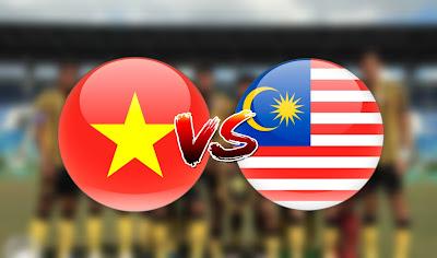 Live Streaming Vietnam vs Malaysia AFF B-18 7.8.2019