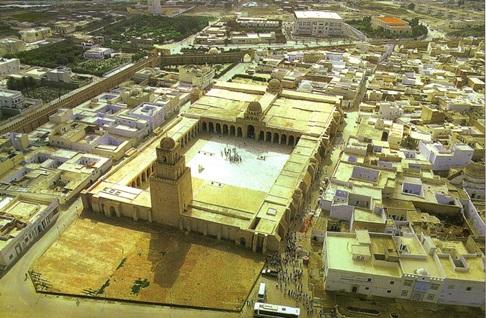 Masjid Uqbah Bin Nafi Kairouan, Warisan Islam Tertua di Tunisia