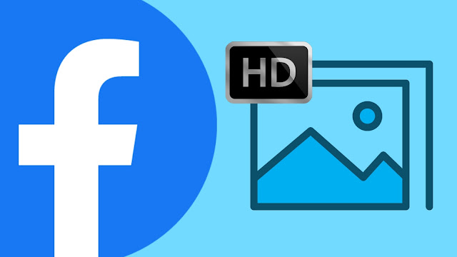 Post photos in HD quality on Facebook