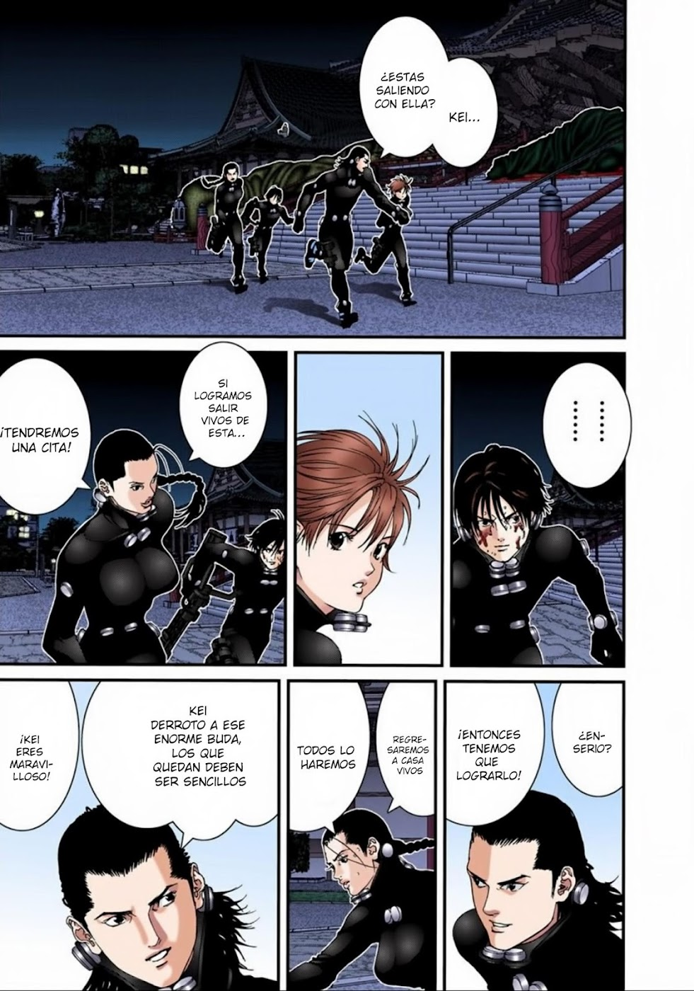 Gantz Chap 74: Matanza trang 13