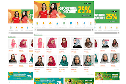 Download Template Blogger Mirip MarketPlace