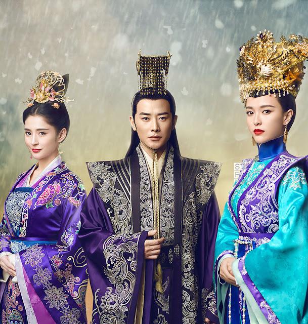 princess weiyoung luo jin tang yan lee hsin ai