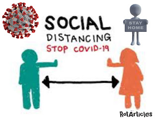 Do Social Distancing have impact in Lockdown | COVID-19