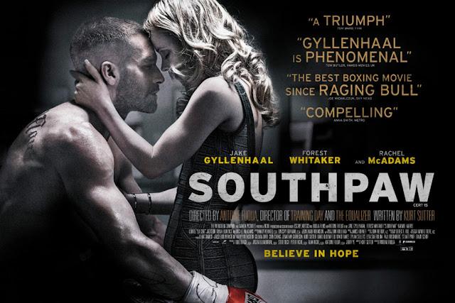 """CRÍTICA: """"SOUTHPAW"""" (2017)"""