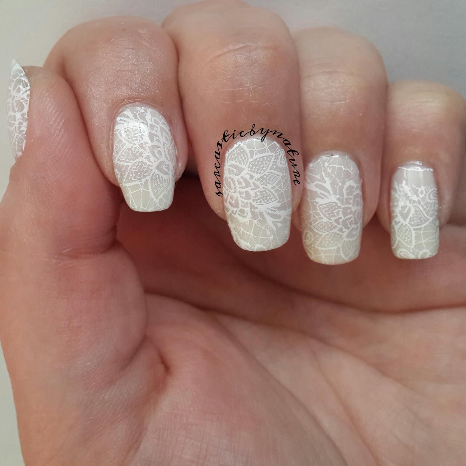 Essence Nail Art Stampy Polish Matte To Bend Light