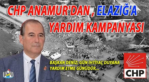 Anamur Haber, Anamur Son Dakika, CHP ANAMUR, Durmuş Deniz, SİYASET,