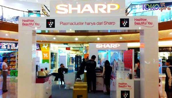 Cara Menghubungi Service Center Sharp Indonesia Bebas Pulsa
